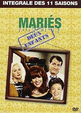 MARRIED WITH CHILDREN Complete collection Series 1-11 Extended NEW UK R2 DVD
