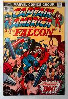 Captain America #195 (1976) Marvel 8.5 VF+ Comic Book