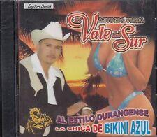 ANTONIO VIERA EL VALE DEL SUR LA CHICA DE BIKINI AZUL CD NEW NUEVO SEALED
