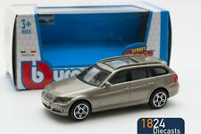 BMW 3 Series Touring in Bronze, Bburago 18-30220, scale 1:43, toy gift model boy
