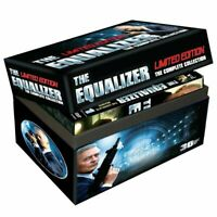 The Equalizer:The Complete Collection Giftbox-30 DVD Set with Bonus