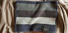 Next Reversible Grey Stripe Bath Shower Bathroom Mat
