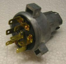 1968 Chevy Nova or Chevy II Ignition Switch