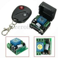 Wireless Remote Control Switch DC 1CH 12V 10A 433MHz Transmitter With Receiver