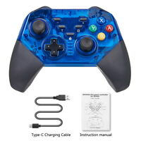 Wireless Pro Controller Gamepad Built-in Dual Motors For Nintendo Switch&Android