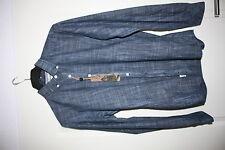 Tom Tailor Denim Hemd mit feinem Muster Grö0e M   UVP 39,99 €