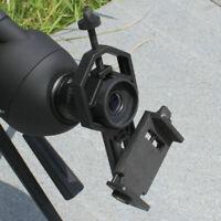 Télescope en plastique support de téléphone intelligent adaptateur support