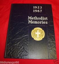 METHODIST HOSPITAL SCHOOL OF NURSING GARY INDIANA 1923 - 1967