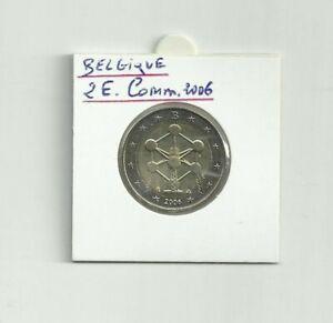 Belgique 2 euros commémorative 2006 Atonium neuve