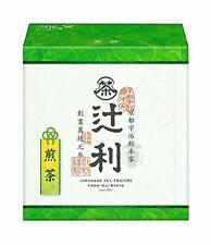 Tsujiri Kyoto Uji Sencha Matcha Japonais Thé Vert Ocha 50P Japon Import FS