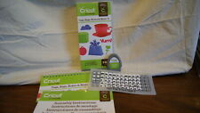 Cricut Cartridge - TAGS, BAGS, BOXES AND MORE 2  - Gently Used - Complete!
