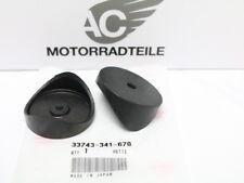 Honda CB 350 K4 Gummi Unterlagen Set Halter für Reflektor-Seitenstrahler