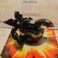Bakugan Infinity Dragonoid Black Darkus BakuTech 500G & cards
