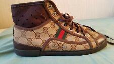 Gucci High Top Sneakers GG 100% original En/De WieNEU