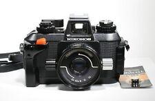 FILM TESTED, Ready to Use Nikon Nikonos IV-A Underwater Camera 35mm f2.5 Lens