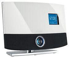 Grundig CDS 8120 ENC Kompaktanlage (CD/MP3-Player, USB 2.0) schwarz/weiß UVP 499