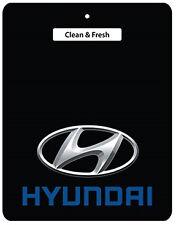 2 for £5 DEAL! - HYUNDAI Car Air Freshener BLACK SERIES