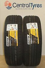 X2 NEW 205 60 R16 96H BOTO GENESYS 228 WITH AMAZING C+E RATING CHEAPEST ON EBAY
