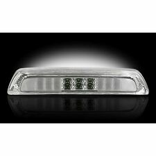 RECON 264113CL 2007-2017 Toyota Tundra Clear-Red White 3rd Brake Light LED