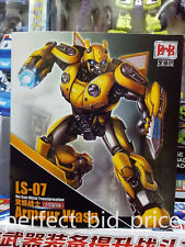 Transformers Bumblebee Beetle BMB LS-07 Armour Wasp MPM07 Action Figure In Stock