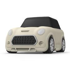 AirPods Case - elago® MINI Car Case [Classic White]