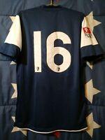 SIZE M Freiburg 2011-2012 Third Football Shirt Jersey #16