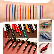 Matte Liquid Eyeliner Colorful Eye Party Makeup Pencil Waterproof Professional