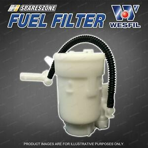 Wesfil Fuel Filter for Hyundai i30 GD i40 VF i45 YF Veloster FS FS2 Refer Z910