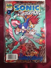 SONIC The HEDGEHOG Comic Book #77 December 1999 TALES GREAT WAR Bagged MINT