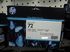 HP 72 130-ml Photo Black DesignJet Ink Cartridge C9370A