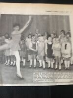 67-2 Ephemera 1974 Picture East Kent School Of Dance Competition