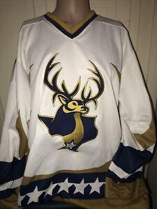 Vintage Laredo Bucks Hockey Jersey