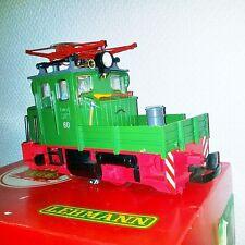 LGB Locomotive électrique BN 2033 embalage d'origine échélle G très bon état