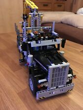 Lego Technic Technik 9397 Holzlaster