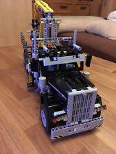 Lego Technic Technik 9397 Holzlaster mit Power Function