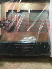 Harley Davidson 2013 Spring Gift Promotion 110th HD Picture Lighted Frame Ray C