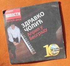 April u Beogradu Zdravko Colic CD