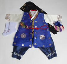 **Hanbok store**Korean boys hanbok ORIGINAL DOLBOK traditional 1st birthday 004