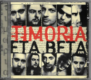 "TIMORIA CD ""ETA BETA"" 1997 POLYDOR 537 171-2 PRIMA STAMPA BOLLINO SIAE RARO"