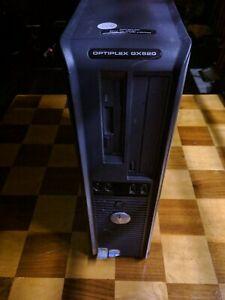 Dell OptiPlex GX520 Windows 7 64-bit