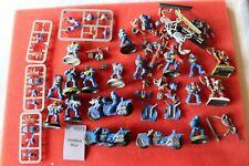Games Workshop Warhammer 40k Space Marines Bikes Marine Squads Bits Job Lot