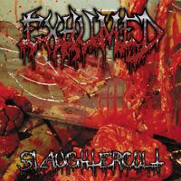 EXHUMED Slaughtercult CD (Death Metal / Grindcore) haemorrhage carcass impetigo