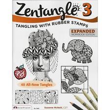 Design Originals Zentangle 3 Expanded Edition Rrp$16.10