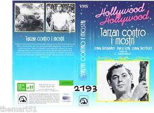 Tarzan contro i mostri (1943) VHS Skorpion