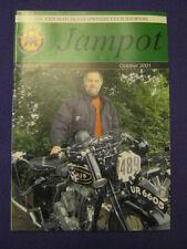 JAMPOT - AJS & MATCHLESS - Oct 2001 #591