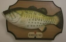 Vintage Big Mouth Billy Bass 1999 Gemmy Take Me To The River Works