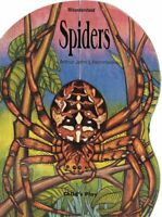 Spiders (Misunderstood) by Hommedieu, Arthur John L' Board book Book The Fast