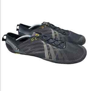 Merrell Men's size 11.5 Barefoot Run Vapor Glove Shoes Athletic Minimal J41643