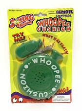 Radio Remote Control Whoopee Cushion Fart Machine Toy Joking Around Novelty NOS