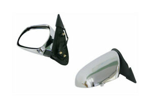 Door mirror for Toyota Hiace KDH 2005-2012 Chrome Electric-LEFT